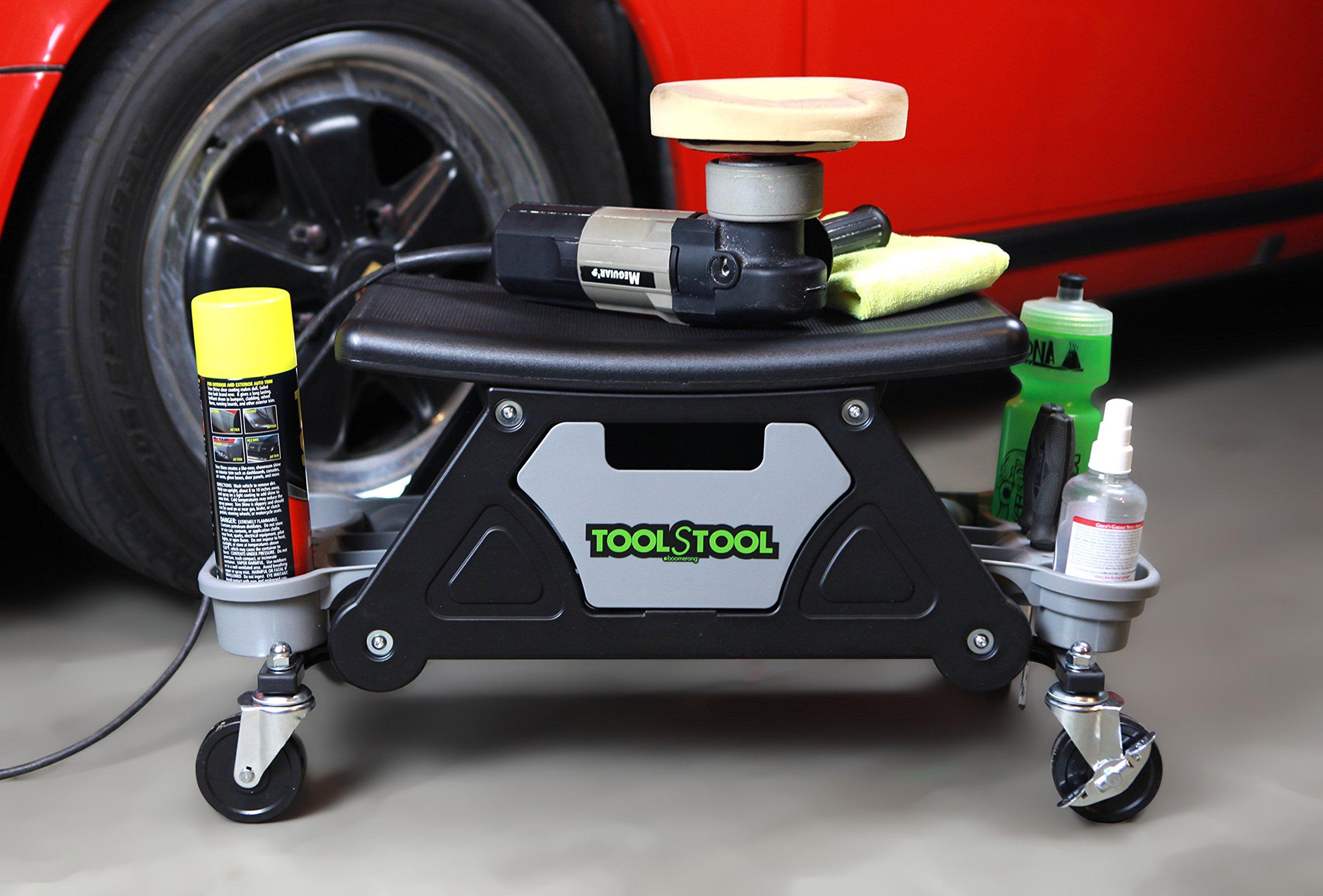 Boomerang ToolStool Roller-Seat Shop-Cart by Boomerang (Image #9)