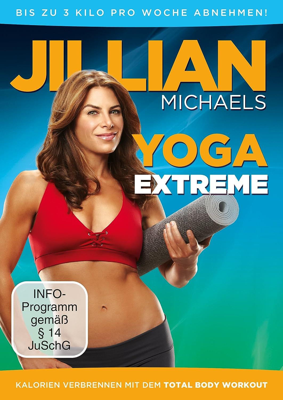 Jillian Michaels: Yoga Meltdown [DVD] [UK Import]: Amazon.de ...