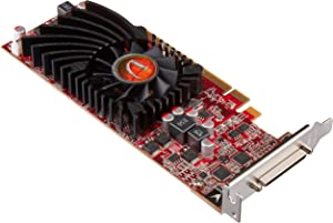 VisionTek Radeon HD 5570 1GB DDR3 SFF Graphics Card, 4 Port VHDCI to HDMI, Included Full-Height Bracket (900901)