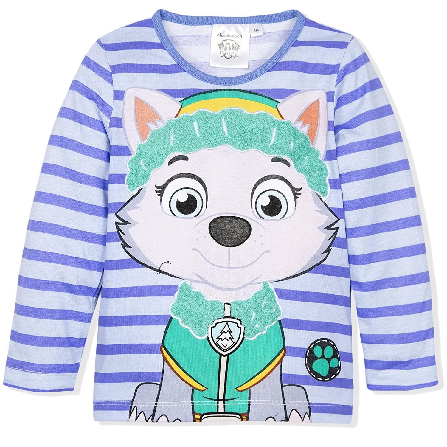 Nickelodeon Paw Patrol Everest, T-Shirt Bambina RH1117