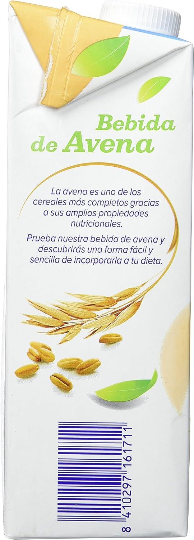 Central Lechera Asturiana Bebida de Avena - Paquete de 6 x 1000 ml - Total 6000 ml: Amazon.es: Alimentación y bebidas
