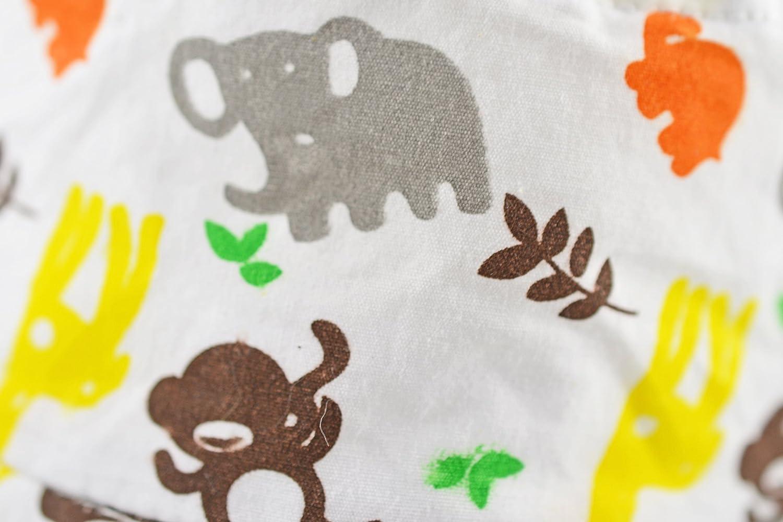 Pesci Baby Boys Girls Summer Bucket Sun Hat Safari Animal Print