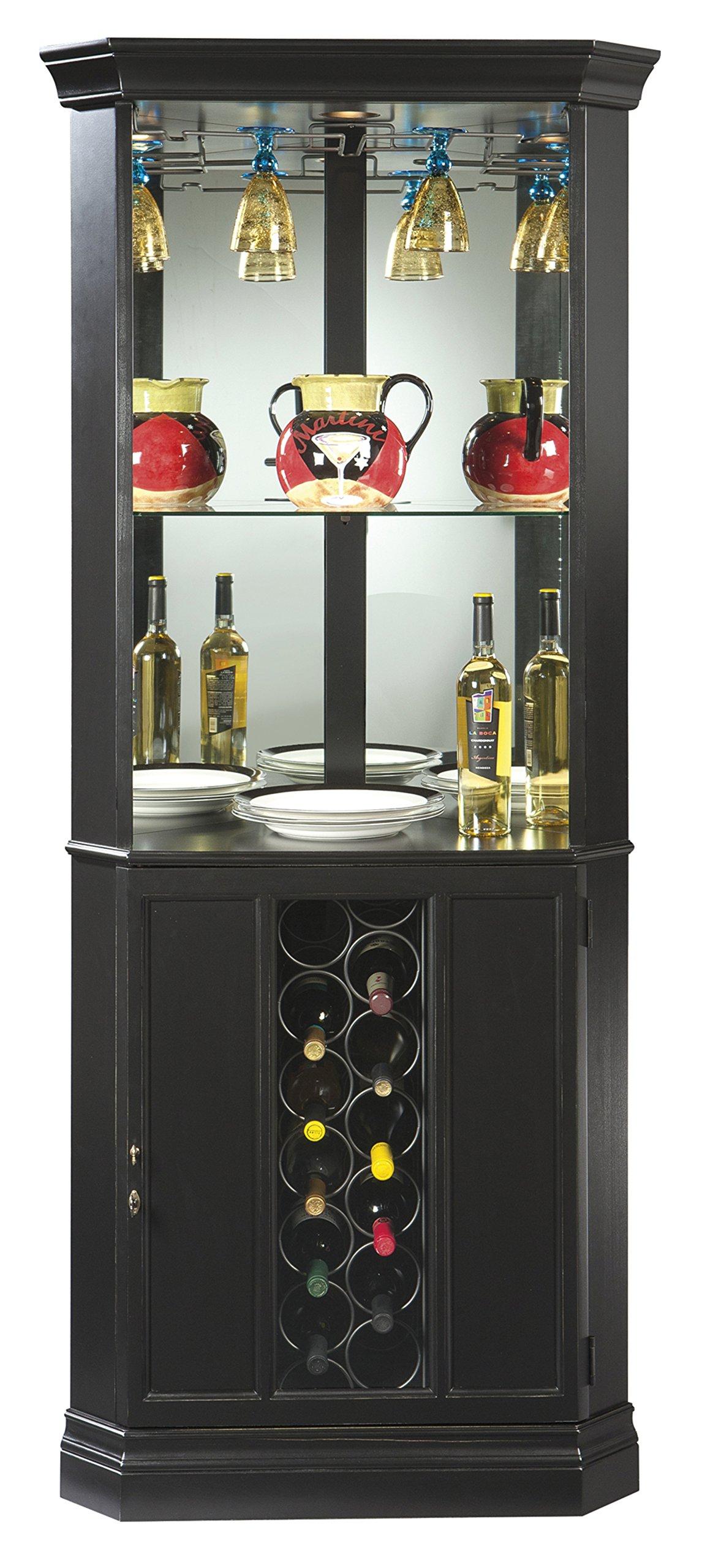 Howard Miller Piedmont II Wine and Bar Storage Cabinet by Howard Miller