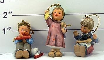 Amazon.com: Studio Hummel - Berta Hummel Christmas Ornament ...