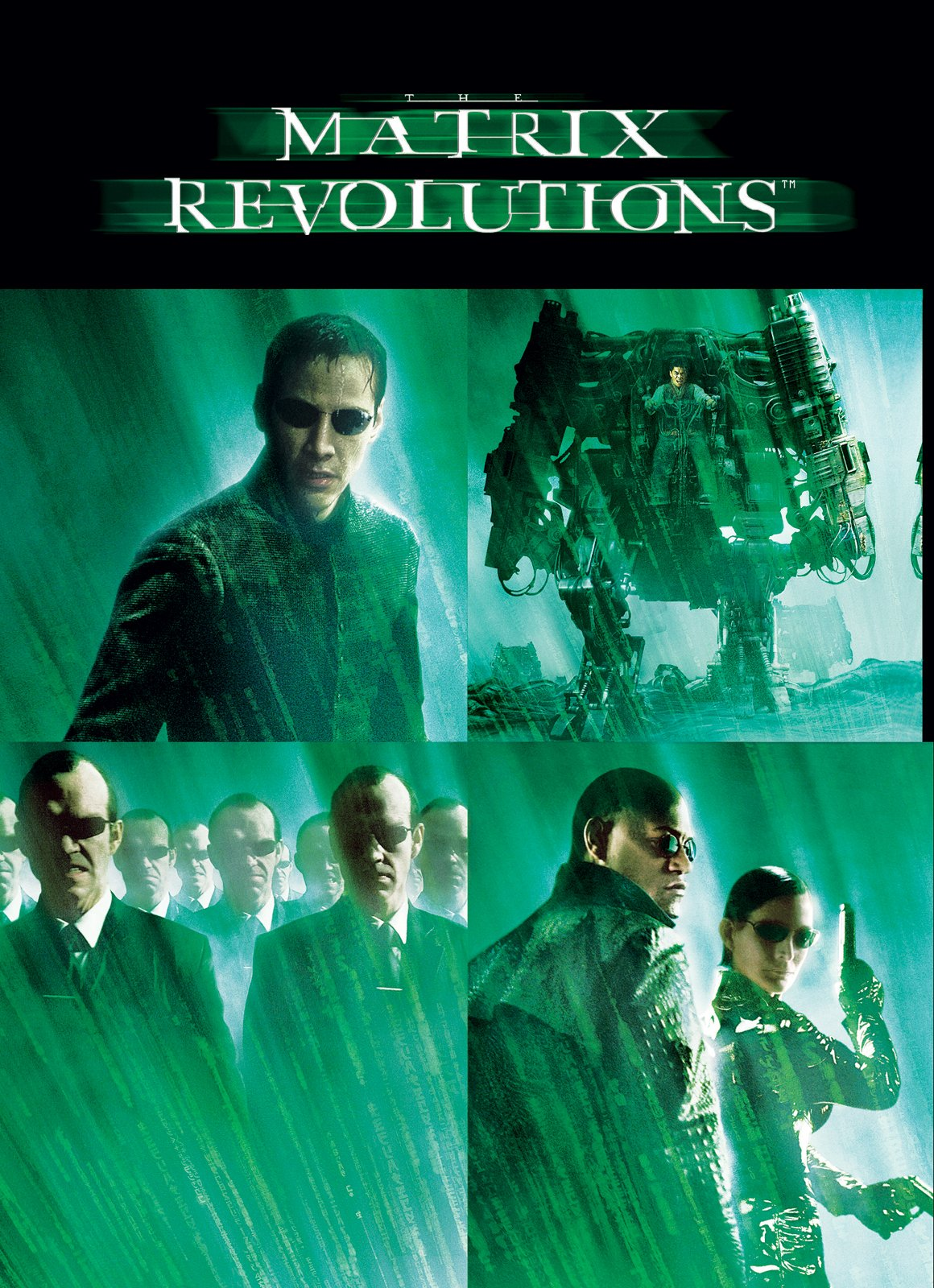 The Matrix Keanu Reeves Carrie Anne Moss Laurence Neo Trinity My Amplifier Revolutions