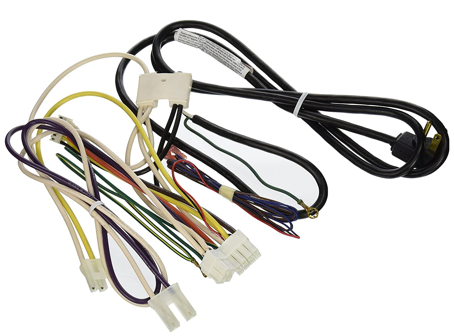 Frigidaire 297083200 Freezer Wire Harness Home Improvement Wiring A Garbage Disposal And Dishwasher Electrical Share The