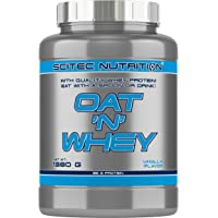 Scitec Nutrition Oat 'n' Whey, 1380 g Dose (Vanille)