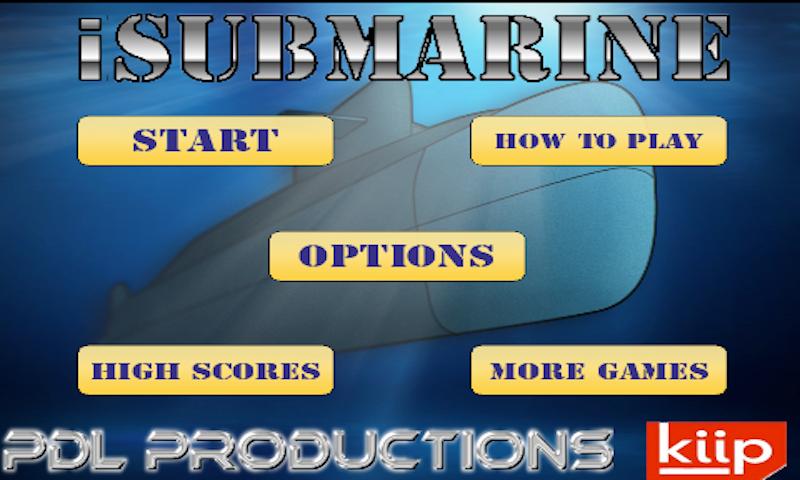 iSubmarine