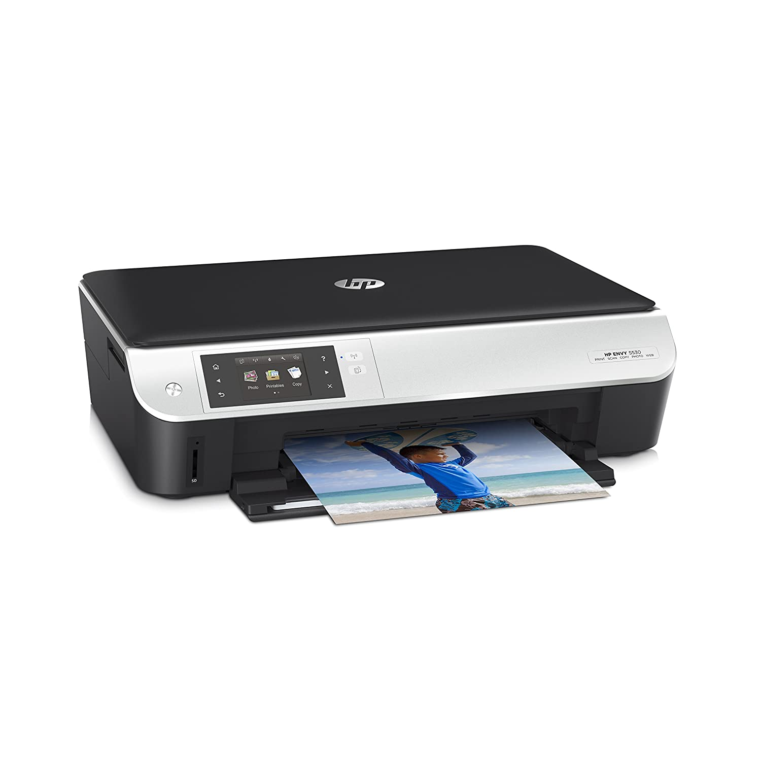 Amazon HP Envy 5530 Wireless All in e Printer with Mobile Printing Instant Ink ready A9J40A Electronics
