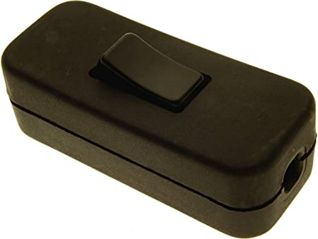 In line rocker switch for round or flat wire for small appliance or in line rocker switch for round or flat wire for small appliance or lamps accepts greentooth Gallery