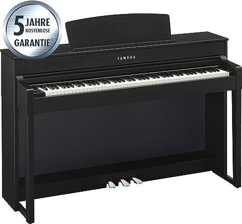 Pianos digitales Yamaha Clavinova CLP 545b negro Pianos ...