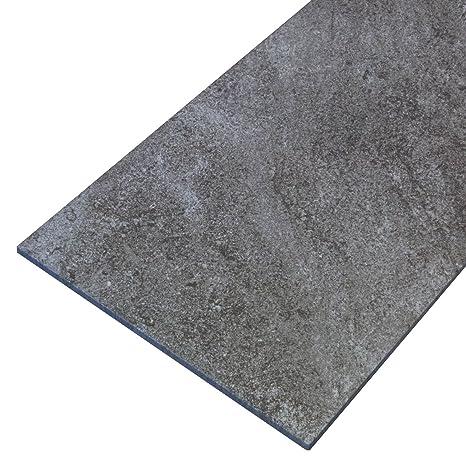 1 m/² Block In Fumo Bodenfliesen 30x60 cm Feinsteinzeug Fliesen mit Steinoptik