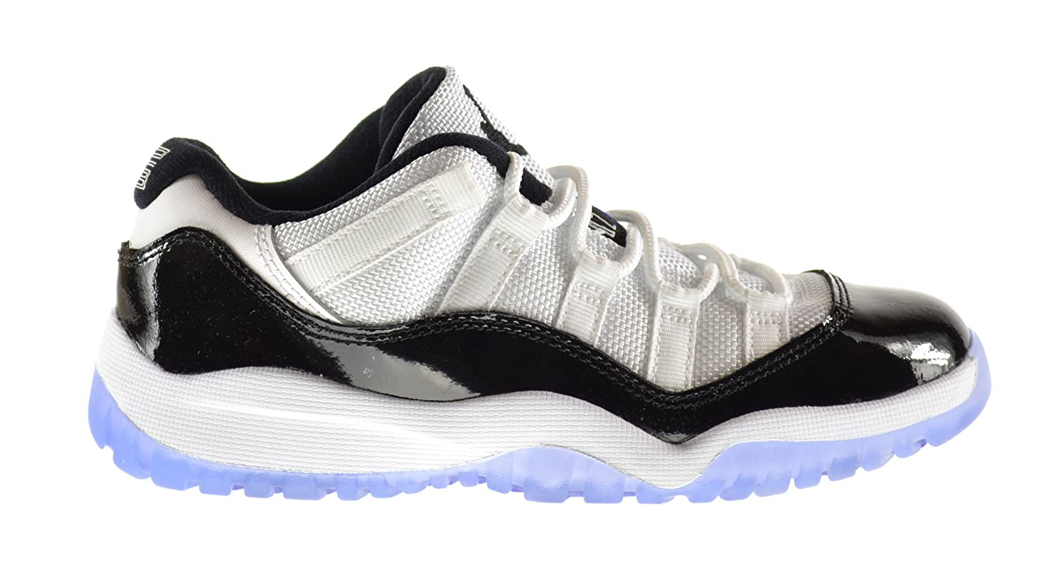 uk availability e988d 5844a Jordan 11 Retro Low BP Little Kids Shoes White/Black-Dark ...