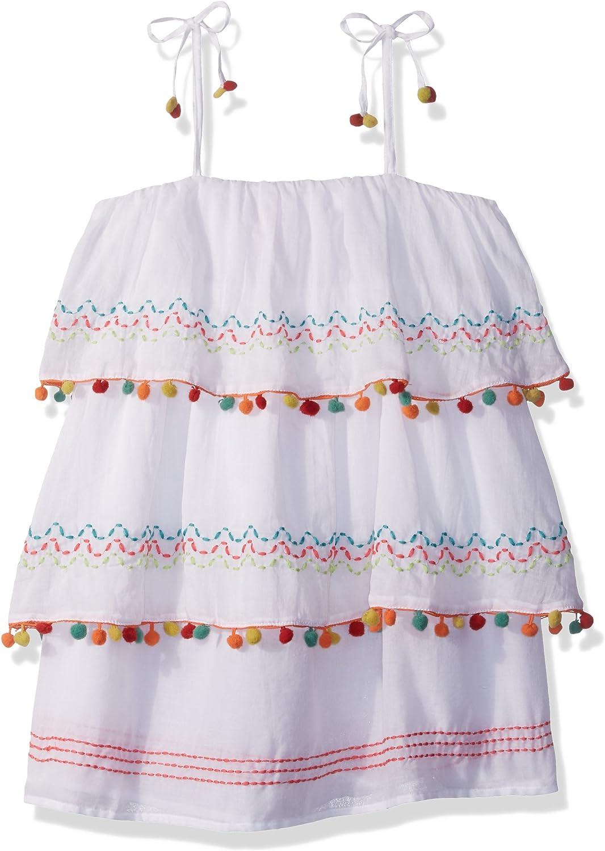OndadeMar Girls ia Short Dress Cover-up