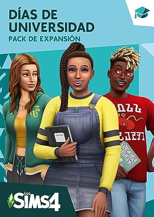 Los Sims 4 - Días de Universidad [Expension Pack 8] Standard ...