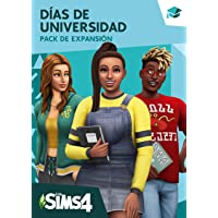 Sims 4 - Días de Universidad [Expension Pack