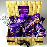Cadbury Dairy Milk Chocolate Treasure Box - Ideal for Birthdays, Mother's Day, Father's Day, Xmas, Thank you Gift