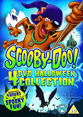 scooby doo halloween collection dvd 2016