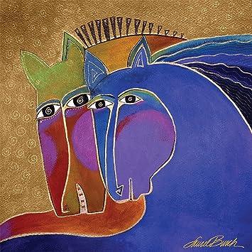 Amazon.com: Westland Giftware Canvas Wall Art, Peruvian Mares Couple ...