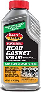Bar's Leaks 1100 Head Gasket Repair - 20 oz.