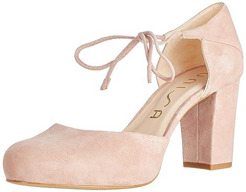 Unisa Numar_18_KS, Zapatos de Tacón para Mujer, Rosa (Tuscany), 40 EU