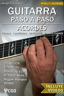 Acordes - Guitarra Paso a Paso - con Videos HD: Tríadas, Cuatríadas, Diatónicos