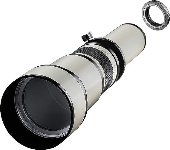 Samyang Mf 650 F8 0 16 0 Dslr 4 3 Dslr Csc Zoom Lens Camera Photo