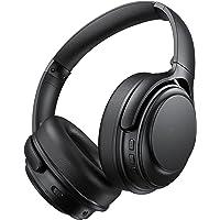 Bluetooth Wireless Headphones 40 Hours Playtime Active Noise Cancelling Headset AptX Codec Hi-Fi Audio Sound CVC 8.0…
