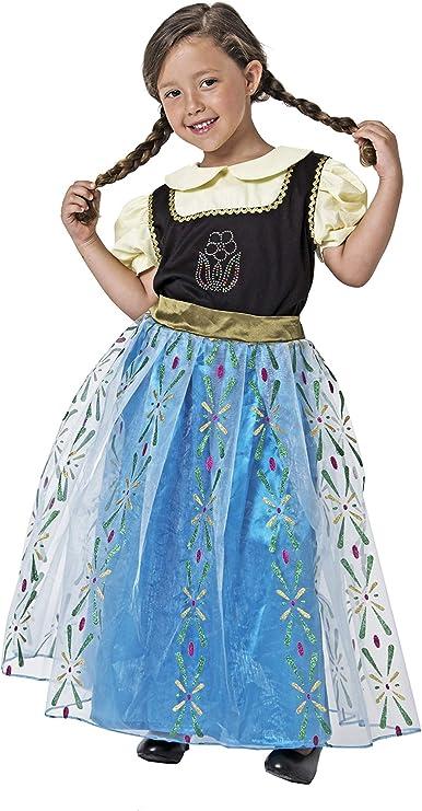 Costumizate! Disfraz de Princesa Ana Talla 10-12 Especial para ...