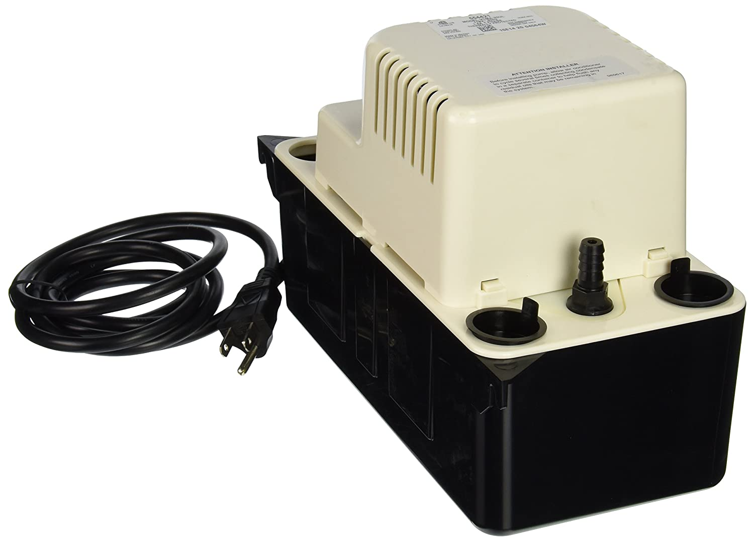 Little Giant 554421 VCMA-20UL 115-volt Condensate Pump, 1-Pack
