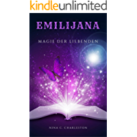 Emilijana - Magie der Liebenden (Die Chronik der Elfenprinzessin 3) (German Edition) book cover