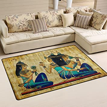 Amazon Com Yochoice Non Slip Area Rugs Home Decor Ancienl