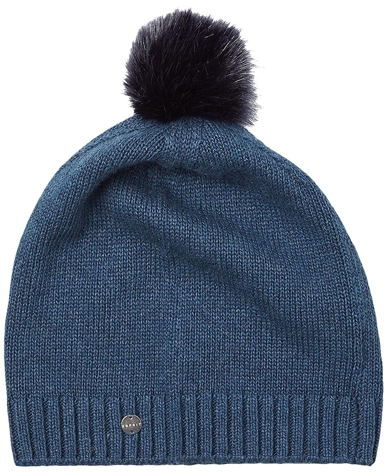 Hilfiger Denim Womens Th Knit Beanie, Multicoloured (Corporate Clrs 901), One Size Tommy Jeans