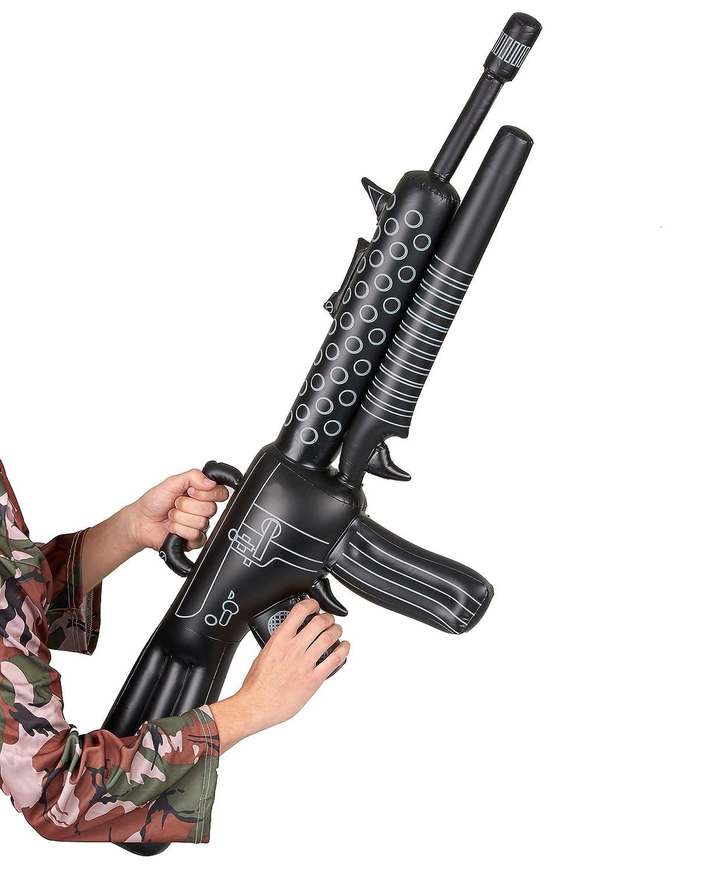 Generique - Fusil metralleta Hinchable: Amazon.es: Juguetes y juegos