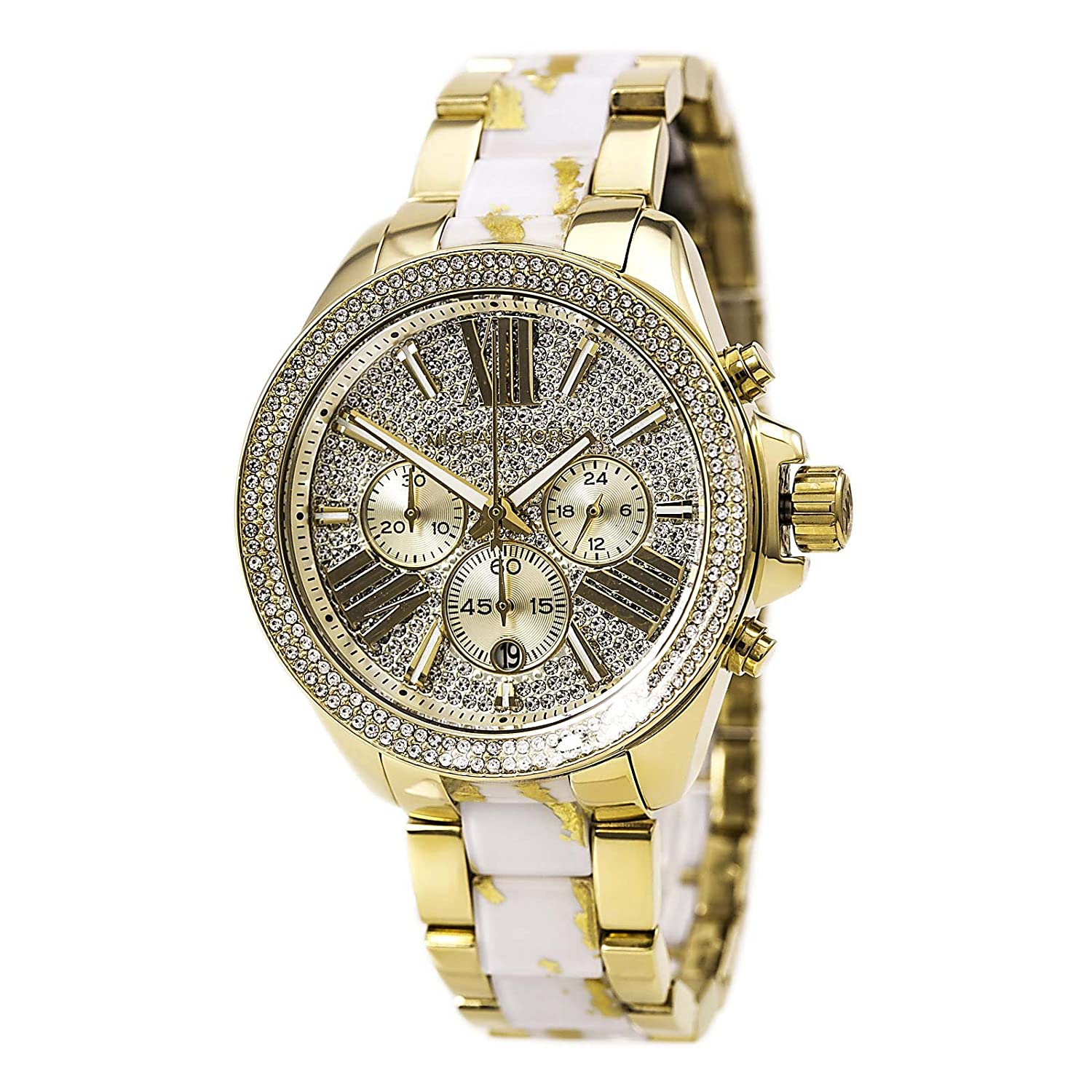 f23723c5d0d1 Amazon.com  Michael Kors Wren Ladies Watch MK6157  Michael Kors  Watches