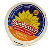 Sunbutter Sunflower Seed Spread, 1.1 Ounce -- 200 per case