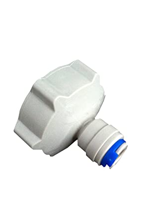3/4u0026quot; bsp to 1/4u0026quot; Pushfit Connector - Feed Water Connection  sc 1 st  Amazon UK & 3/4