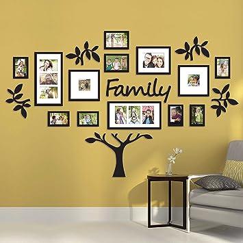 Printelligent Memory Wall Photo Family Frame Set Classic Set Of 13