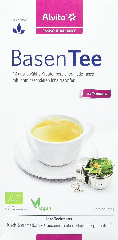 Alvito Basischer Kräutertee 100g: Amazon.de: Lebensmittel & Getränke