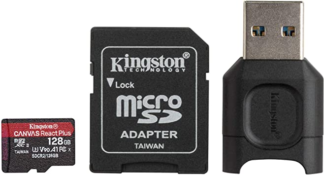 SanFlash Kingston 32GB React MicroSDHC for Verykool Maverick II s5530 with SD Adapter 100MBs Works with Kingston