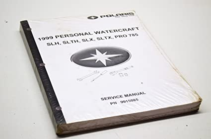 polaris pwc manuals