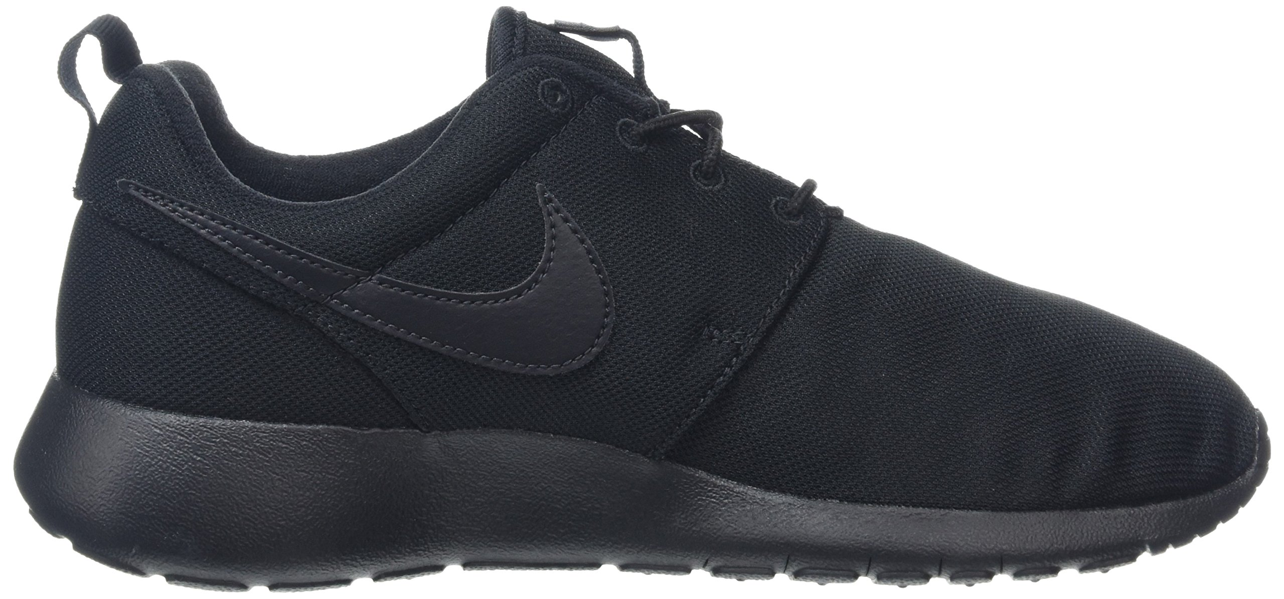Nike Youth Roshe One (Black/Black/Black)(6.5 M US Big Kid) by Nike (Image #6)