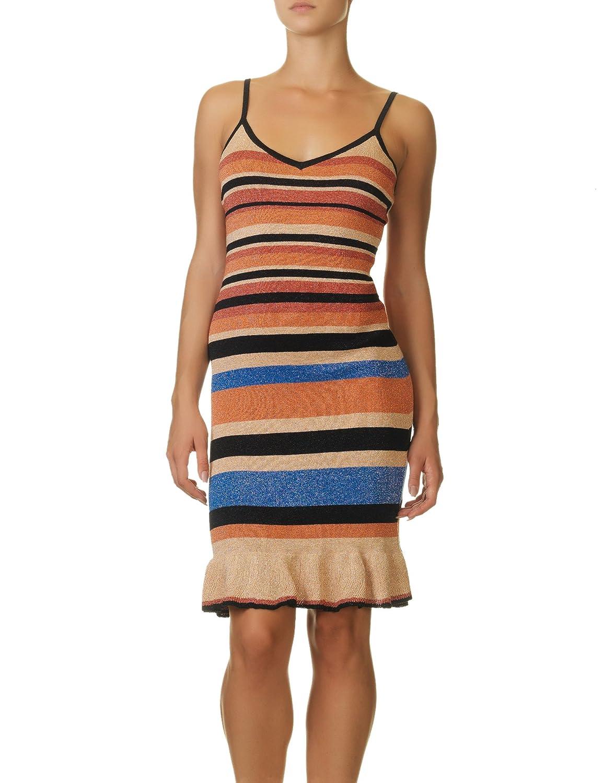 Glamorous Women's Women's Striped Midi Dress