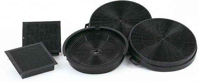 CATA 02846762 Apelson Campanas Universal | Filtro de carbón Activo | Color Negro: Amazon.es: Grandes electrodomésticos