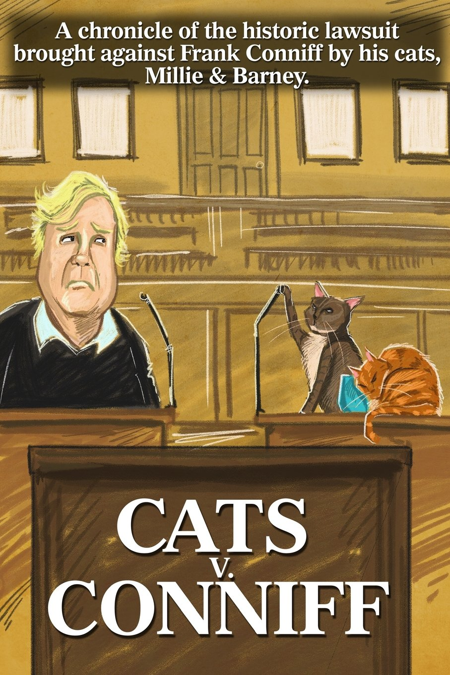 Image result for cats v conniff