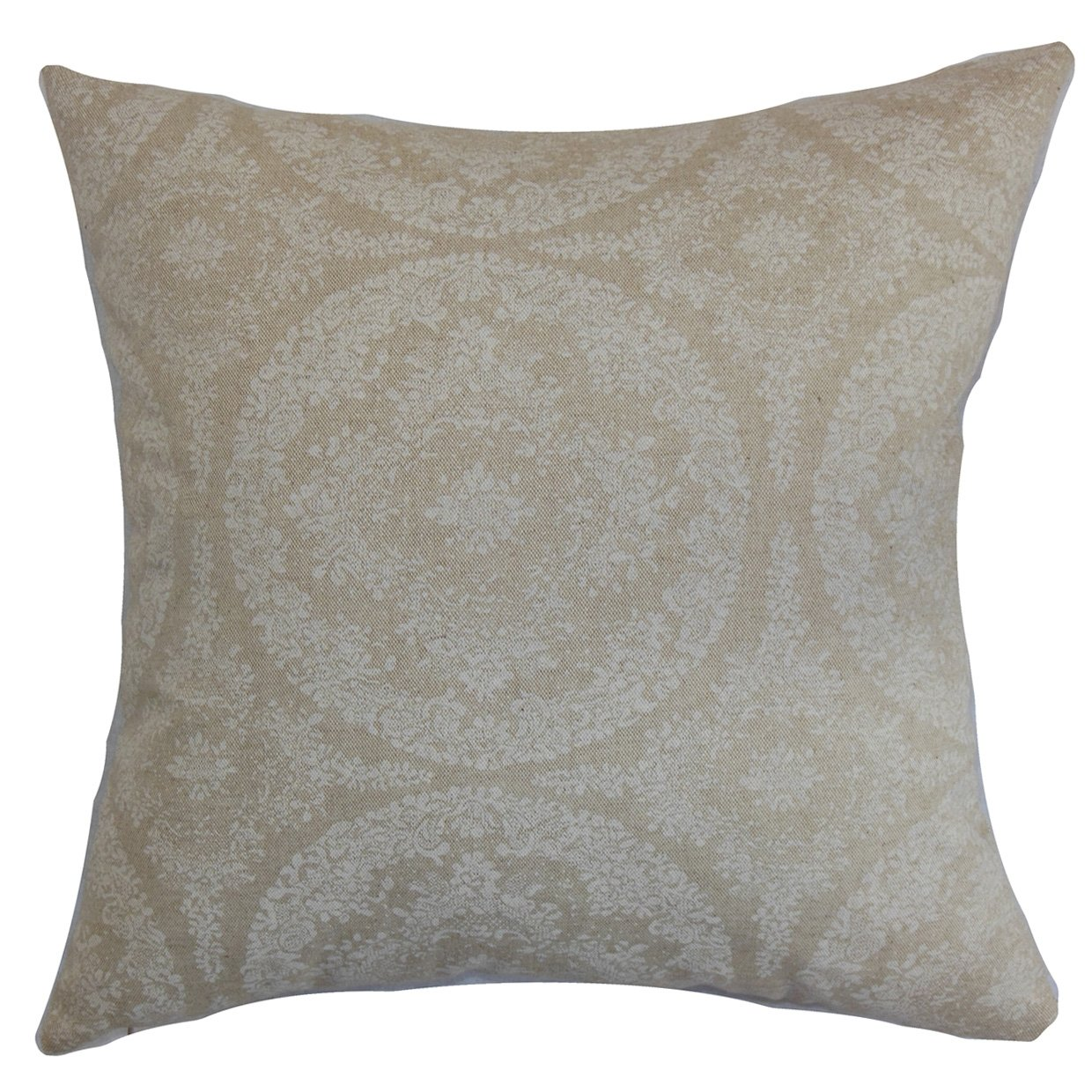 Amazon.com: the pillow collection ailigandi Floral almohada ...