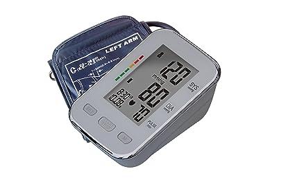 PureMate® PM1512 Monitor de presión arterial de brazo superior totalmente automatizado con certificado médico de