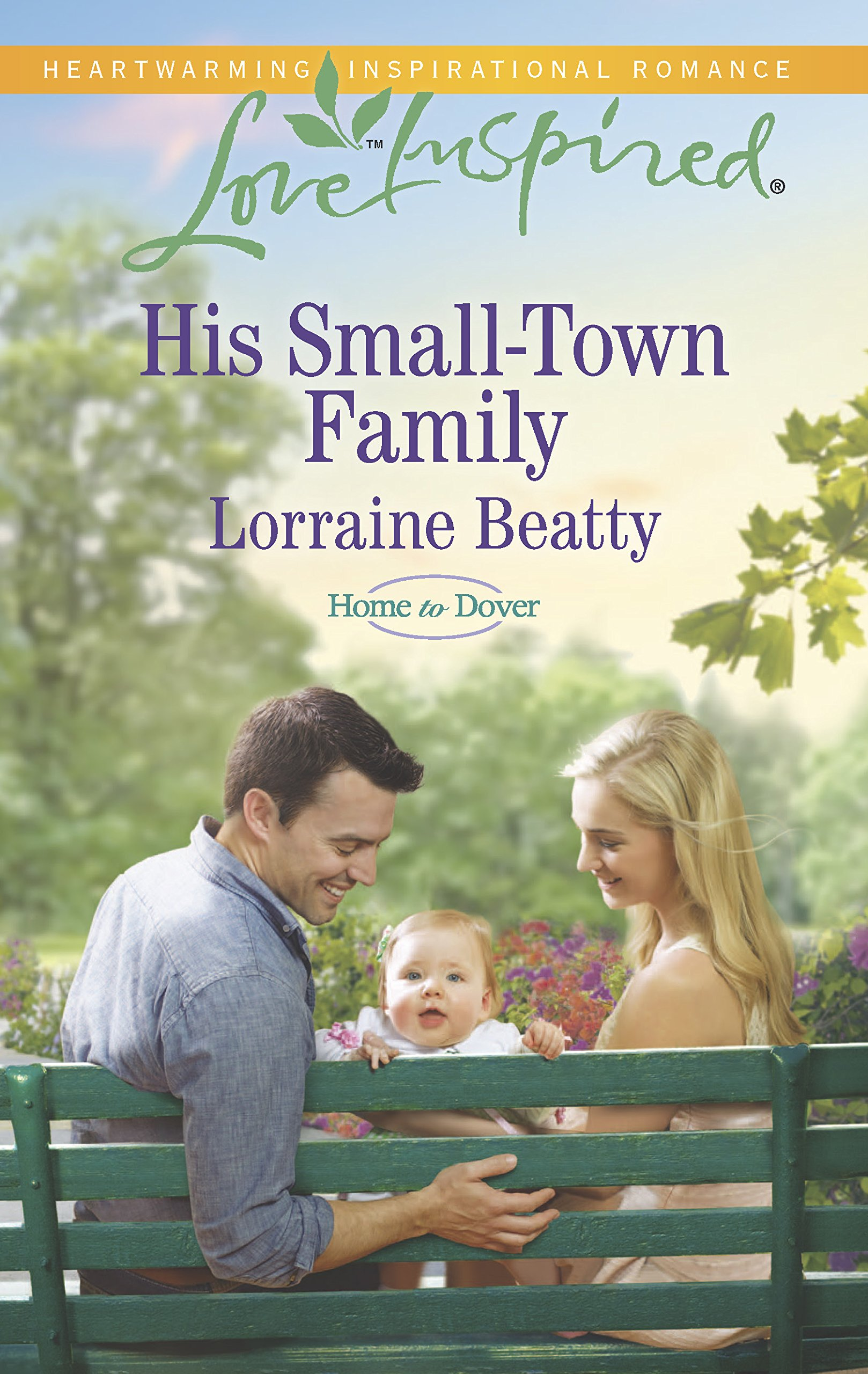 His Small-Town Family (Home to Dover) PDF