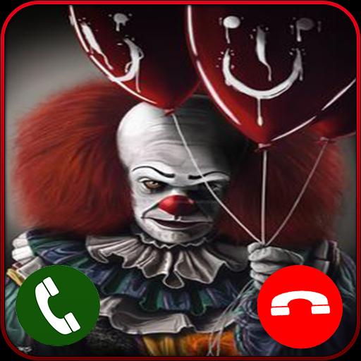 Calling From Killer Clown - Prank Caller Id (Best App For Fake Caller Id)