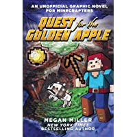 Quest for the Golden Apple: An Unofficial Graphic Novel for Minecrafters: 01